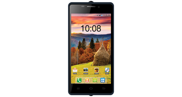 Intex Aqua Desire Front View