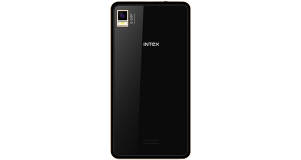Intex Aqua Star L Back View