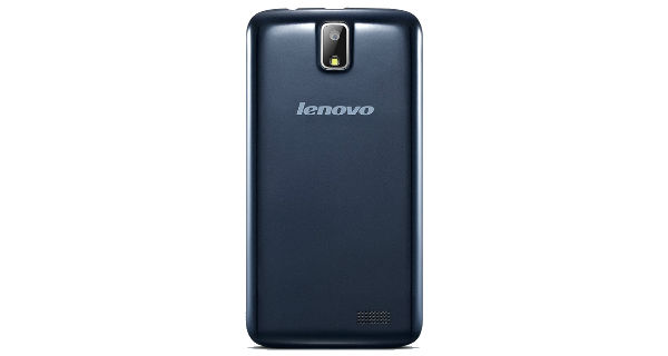 Lenovo A328 Back View