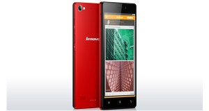 Lenovo VIBE X2 Front & Back View