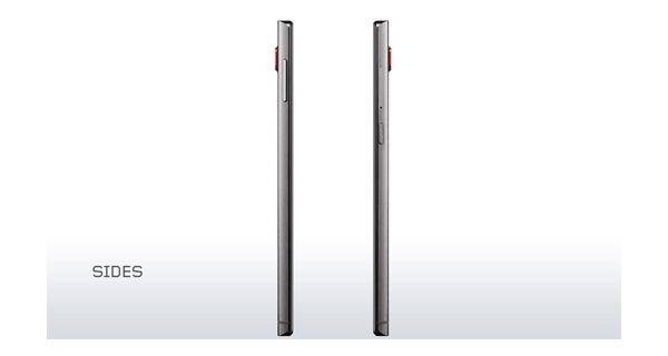 Lenovo VIBE Z2 Pro Sides View