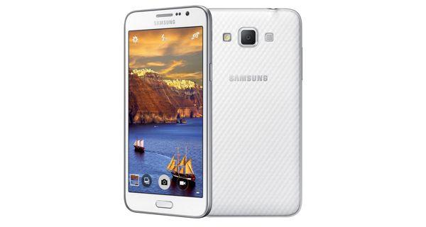 Samsung Galaxy Grand Max Front & Back View