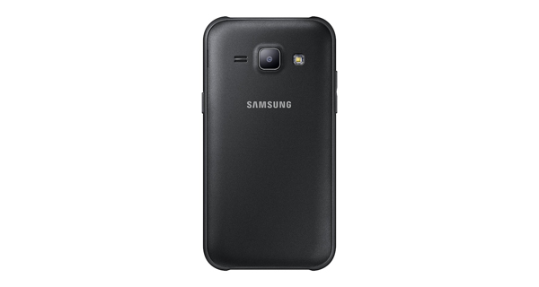 Samsung Galaxy J1 Back View