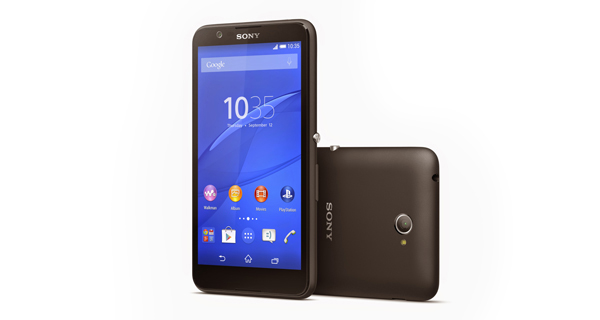 Sony Reveals Xperia E4 Smartphone ahead of Mobile World Congress (MWC)