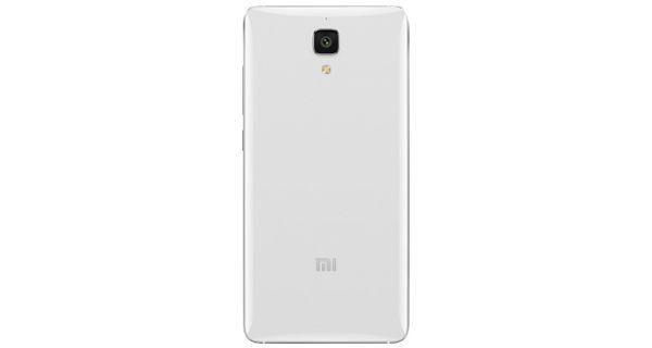 Xiaomi Mi4 Back View