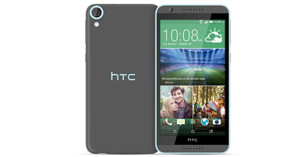 HTC Desire 820s Milky-Way Gray