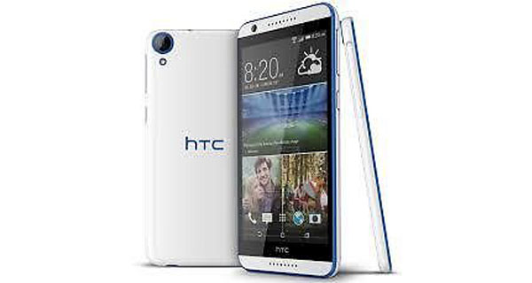 HTC Desire 820s Overall View