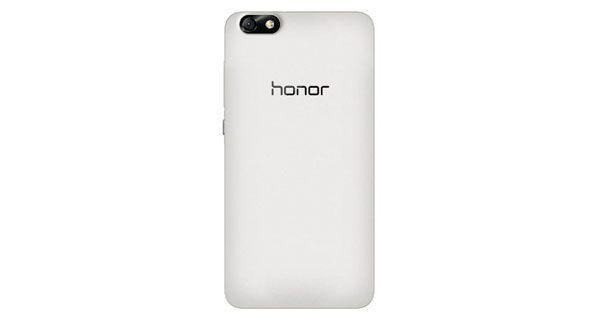 Huawei Honor 4X Back View