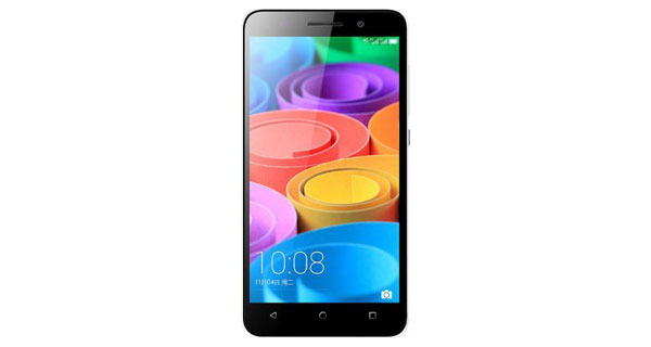 Huawei Honor 4X Front View