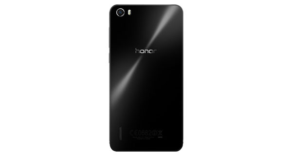 Huawei Honor 6 Back View