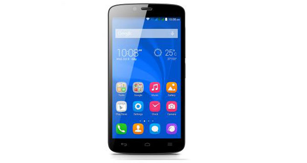 Huawei Honor Holly Front View