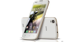 Intex Aqua Speed Overall View
