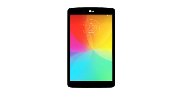 LG G Pad 8.0 Front