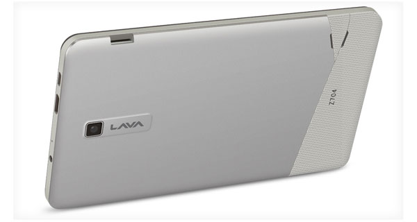 Lava XTRON Z704 Back View