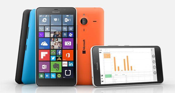 Microsoft Lumia 640 XL Dual Overall View
