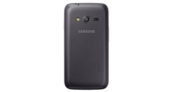 Samsung Galaxy S Duos 3-VE Back View