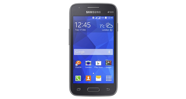 Samsung Galaxy S Duos 3-VE Front View