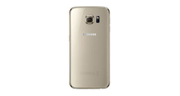 Samsung Galaxy S6 Back View