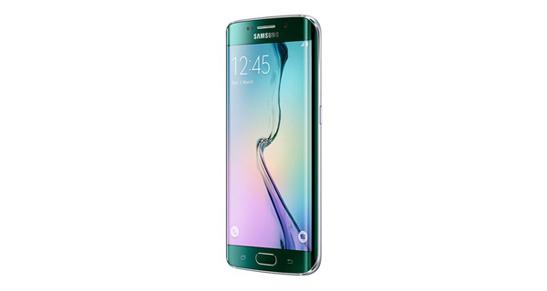 Samsung Galaxy S6 Edge Right SIde View