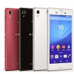 Sony Xperia M4 Aqua Colors