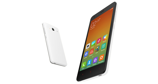 Xiaomi Redmi 2 Right Side View