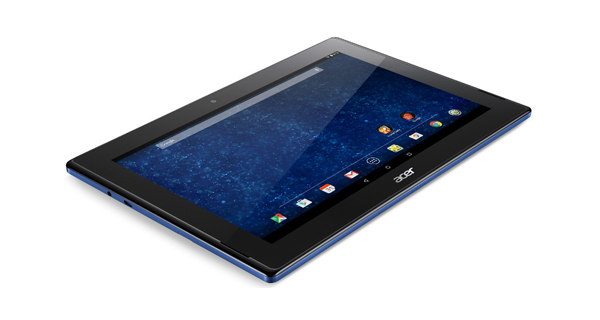 Acer Iconia Tab 10 A3-A30 Top View