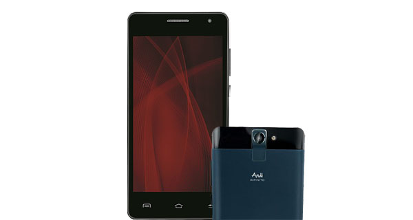 IBall Andi 5F Infinito Front and Back View