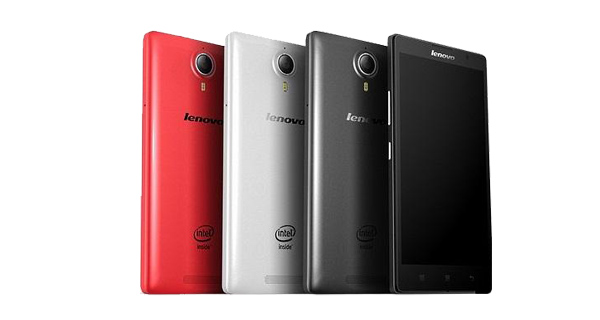 Lenovo K80 Back View