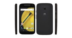 Motorola Moto E (2nd Gen) 4G Overall View