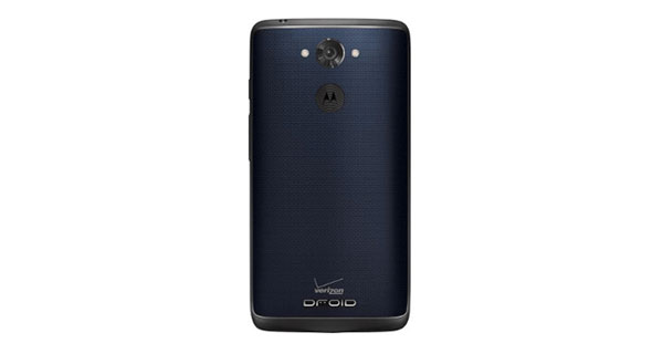 Motorola Droid Turbo Back View