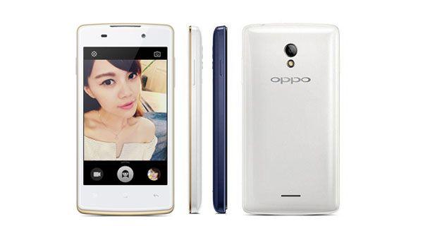 Oppo Joy Plus Overall