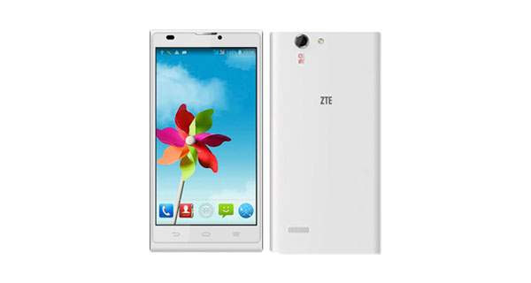 ZTE Blade L2 Front and Back