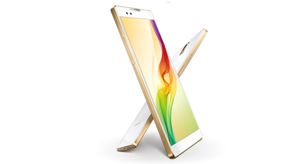 Coolpad Dazen X7 Front and Side View