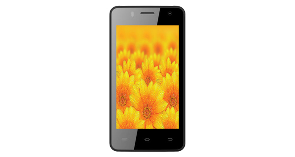 Intex Cloud N Front View