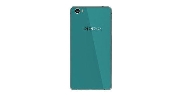 Oppo R7 Back View