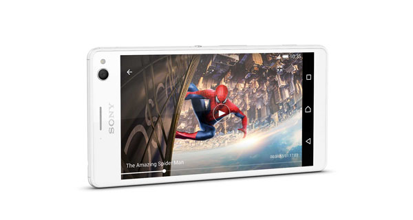 Sony Xperia C4 Front