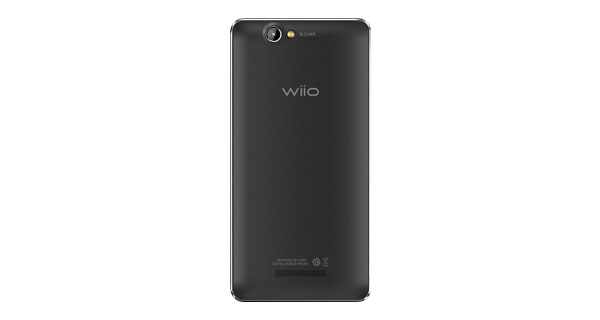 Wiio WI3 Back View
