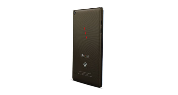 iBall Slide 3G i80 Back View