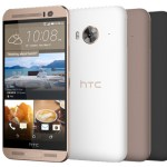 HTC One ME Dual SIM Front and Back