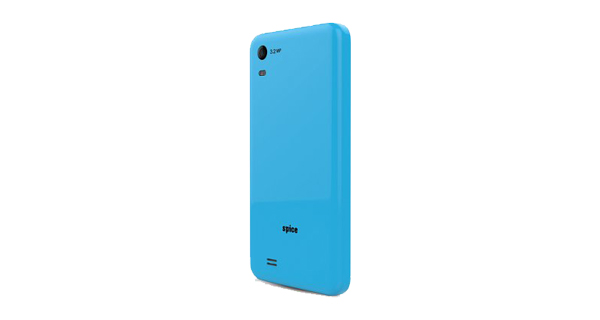 Spice Xlife 431Q Lite Back View
