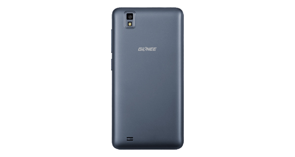 Gionee Pioneer P2M Back view