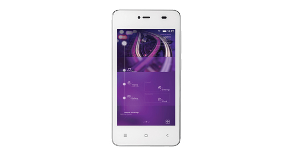 Gionee Pioneer P2M White