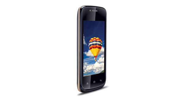 IBall Andi 3.5V Genius2 Front