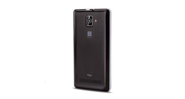 IBall Andi4 B20 Back View