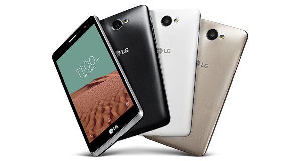 LG Max with Android 5.1.1, 5MP camera launched in India at Rs. 10,990
