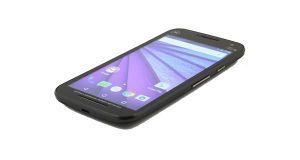 Motorola Moto G 3rd Gen Top view
