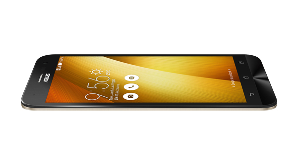 Asus Zenfone 2 Laser Top View