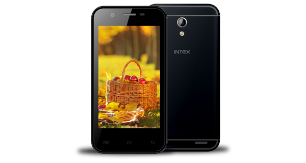 Intex Aqua 3G Neo Front and Back View