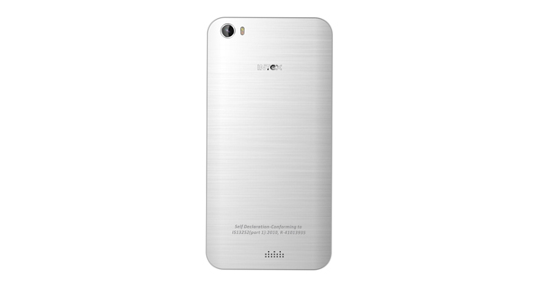 Intex Aqua Trend Back View