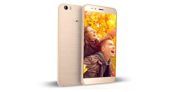 Intex Aqua Trend Front and Back View